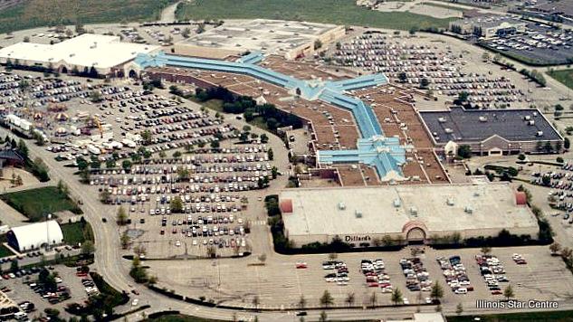 Illinois Centre Mall