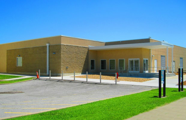 Marion VA Building 42 MRI Addit